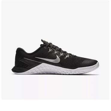 499892287c6 ... Nike Women s Metcon 4 Cross Training Fitness Shoe - Black Metallic