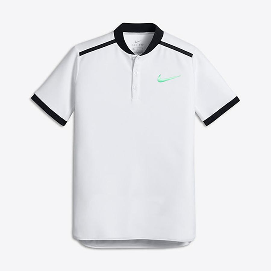 t shirt tennis nike junior