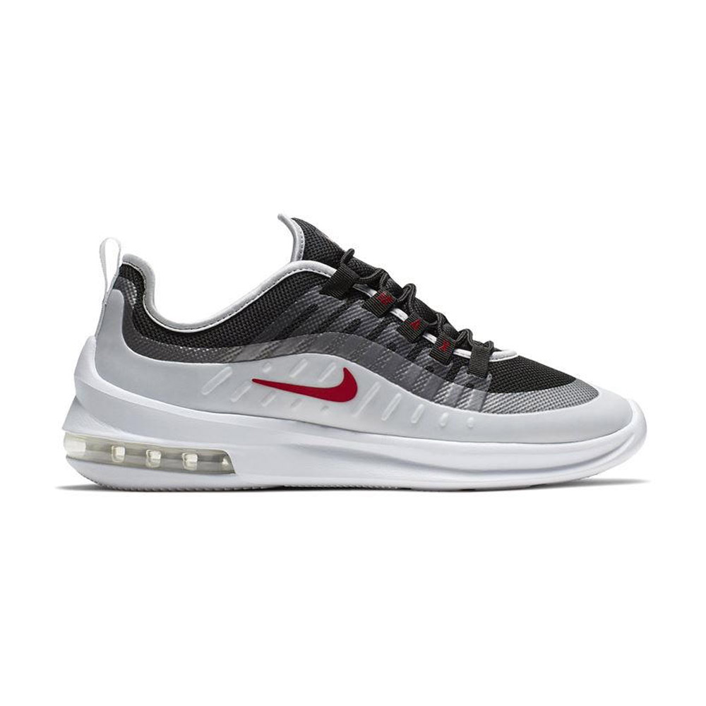 online store 1e914 9569f Nike Men's Air Max Axis Trainer - Black/Sport Red | Men's Running ...