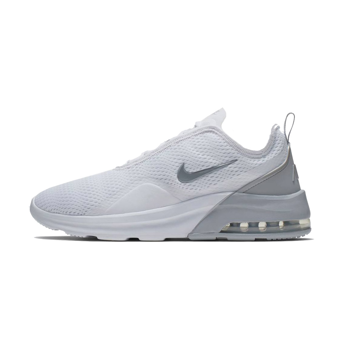 new product e8617 0d295 Nike Men s Air Max Motion 2 Trainers - White Wolf Grey