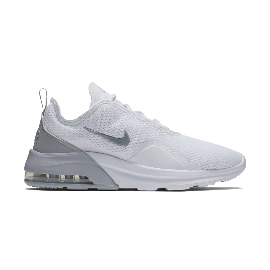 aad416e4d177 Nike Men s Air Max Motion 2 Trainers - White Wolf Grey