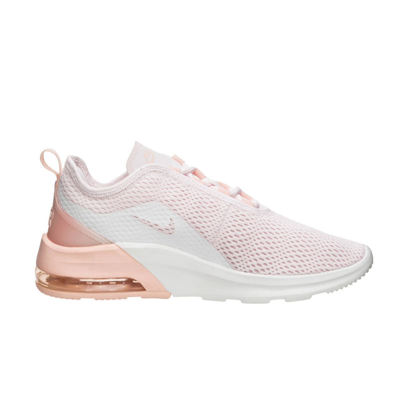 b41c0c9fb0 Nike Women's Air Max Motion 2 Trainers - Pale Pink | Womens Fitness ...
