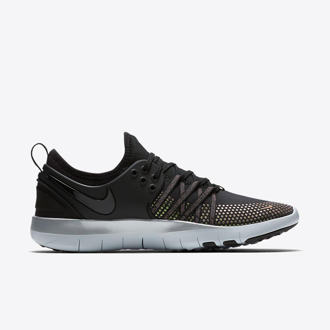 5e103df72347 Nike Women s Free TR 7 Metallic Training Shoe