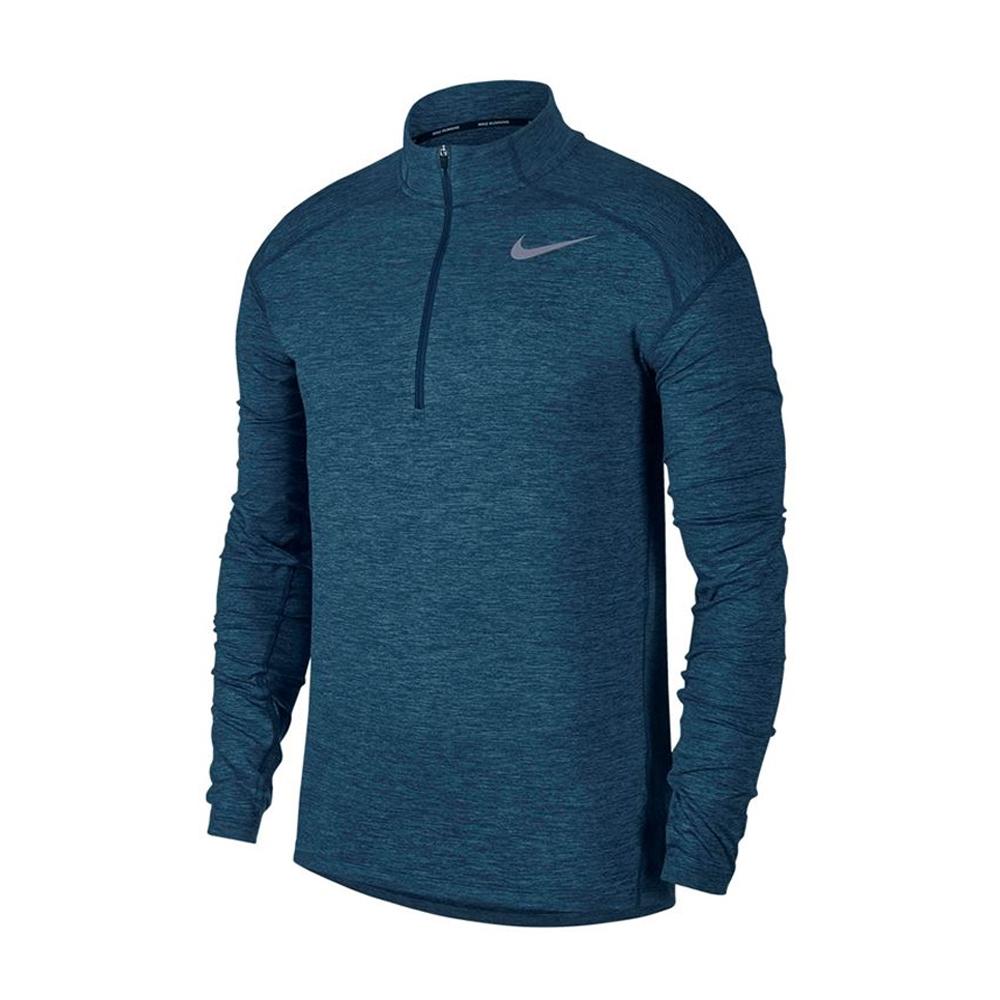 4384c4264b36fb Nike Men s Dry Element Longsleeve Top- Blue