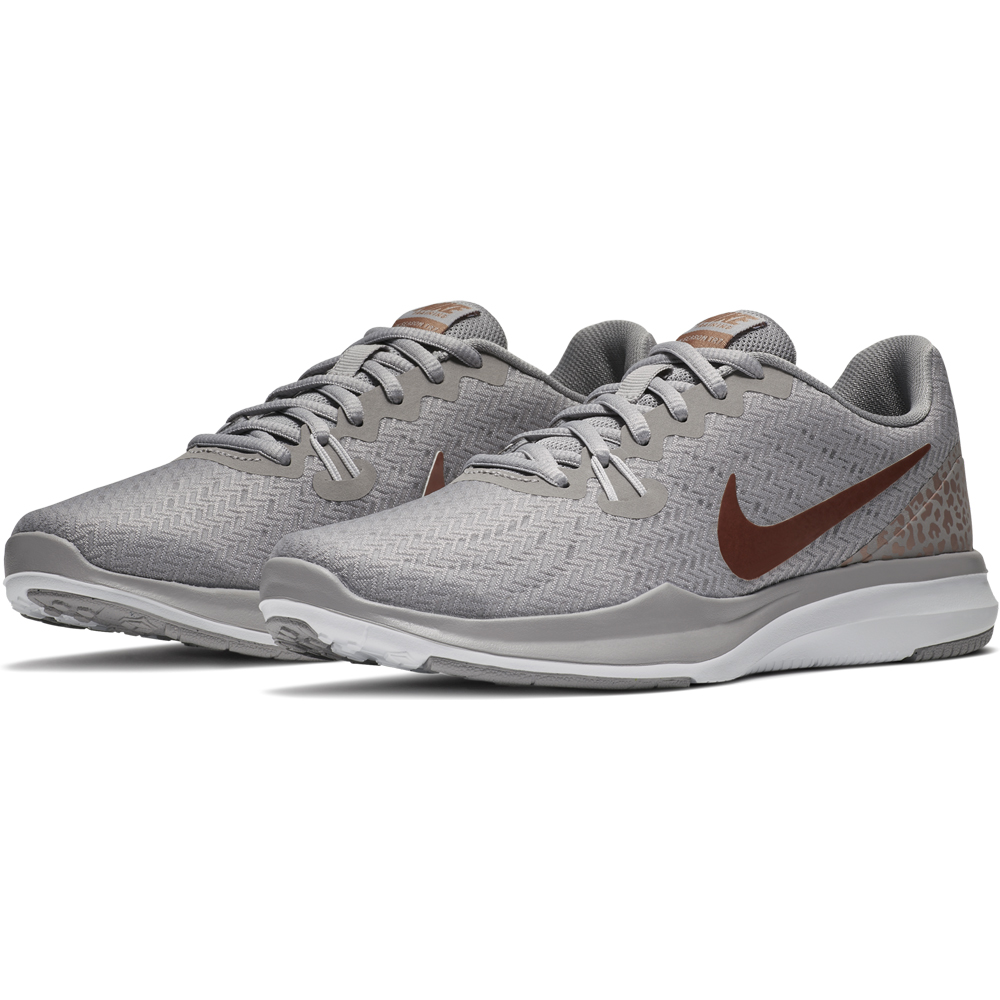 70fceb1ec82f7 Nike Women s In-Season TR 7 Print Training Shoes- Atmosphere Grey ...