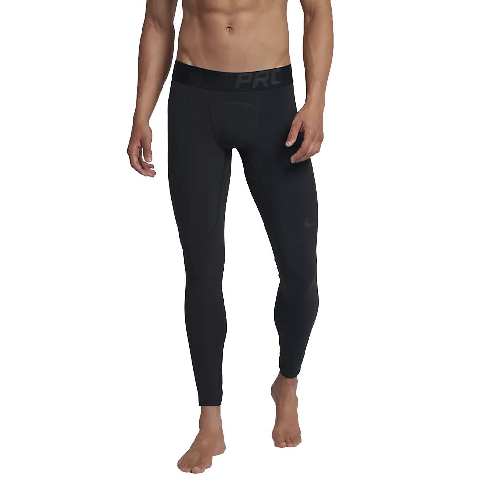 203bd31db7e8d Nike Men's Pro Training Tight- Black/ Dark Grey   Mens Fitness ...