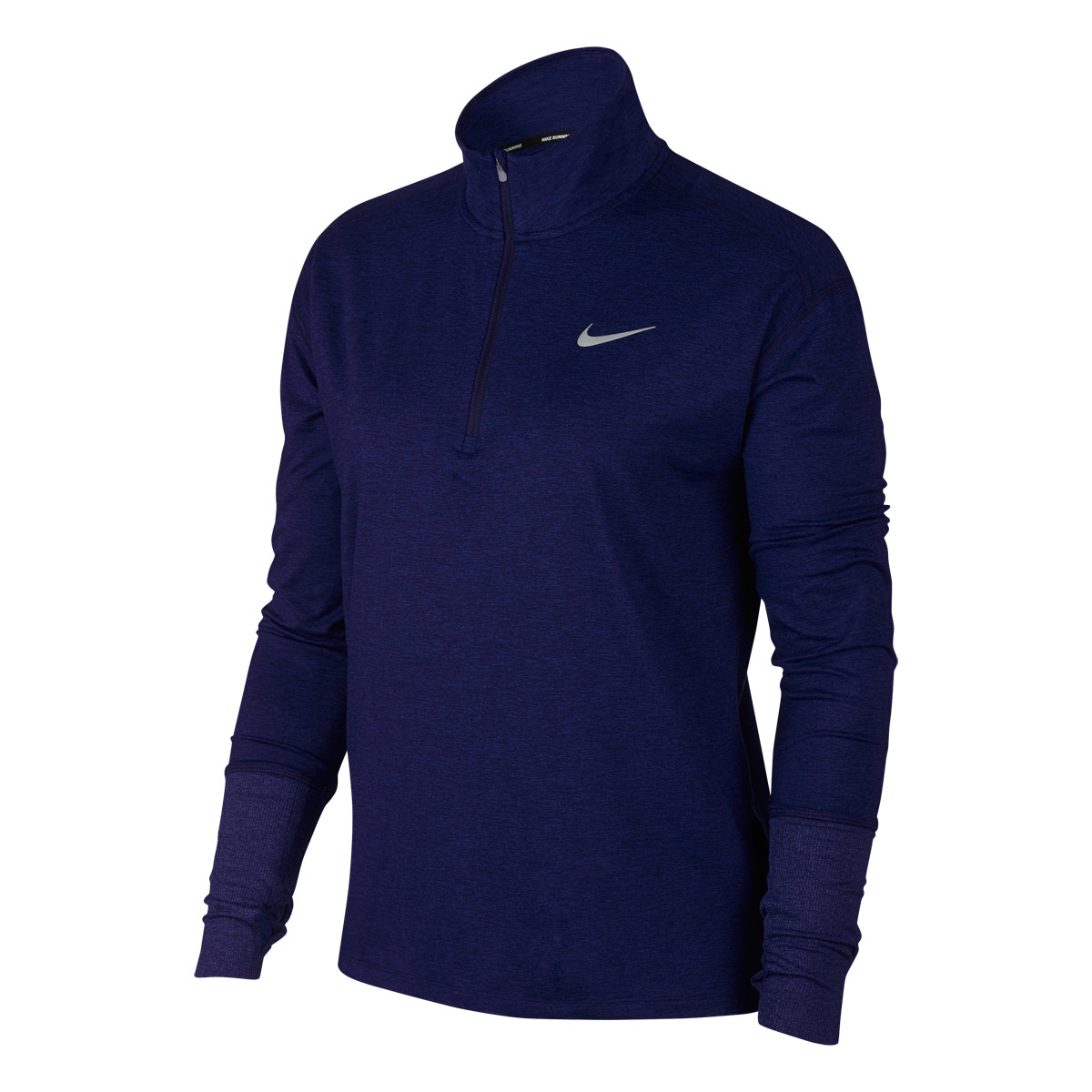 bdce1931 Nike Women's Dri-FIT Element Longsleeve Running Top - Indigo Force ...