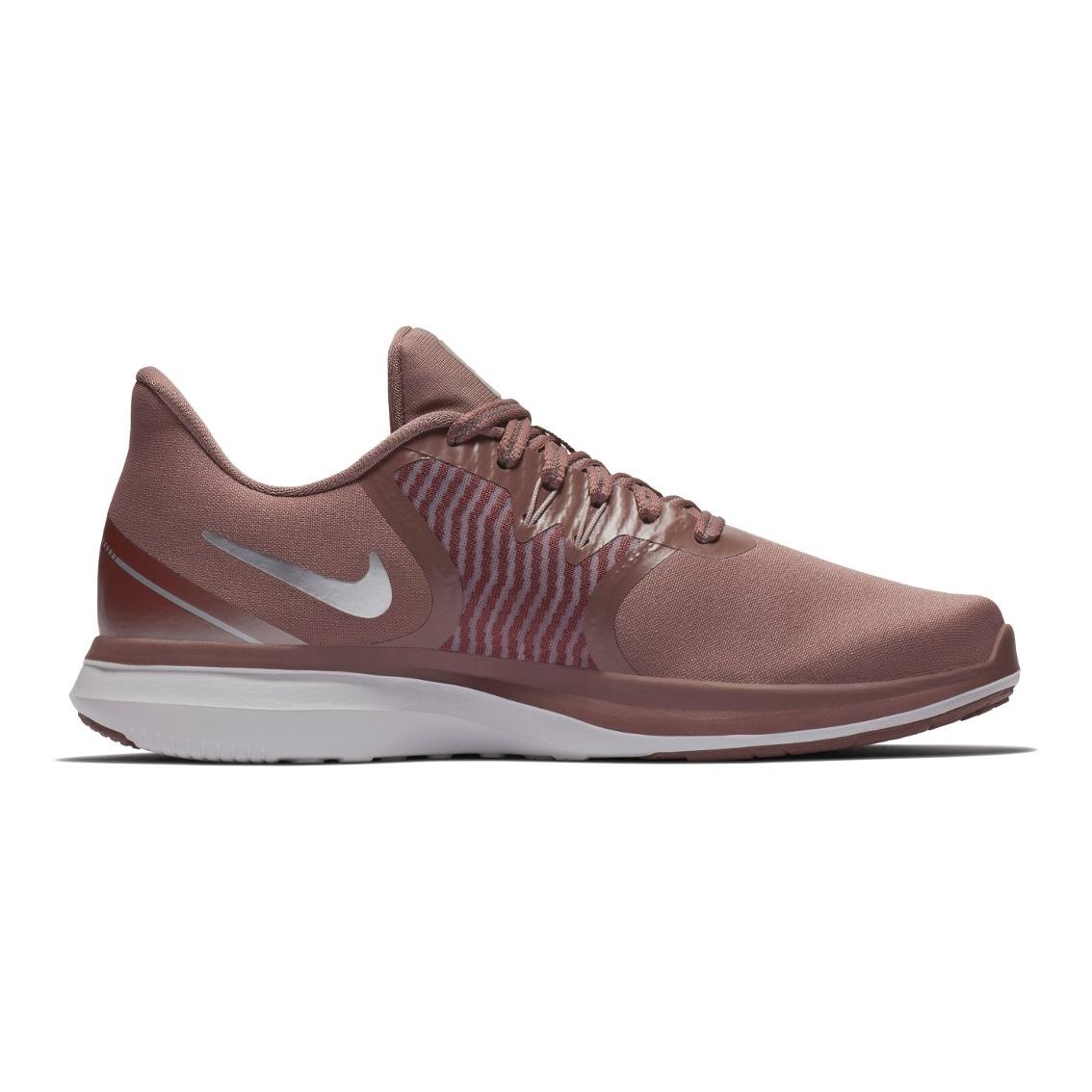 3a4789a526b2 Nike Women s In-Season TR 8 Print Training Shoes- Smokey Mauve ...