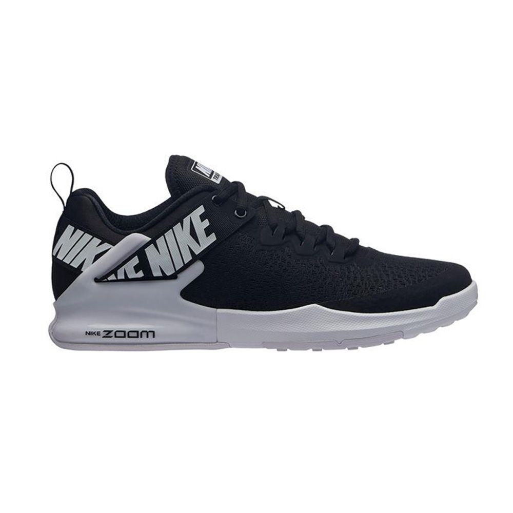 d0241627ac50 Nike Men s Zoom Domination TR 2 Training Shoes- Black