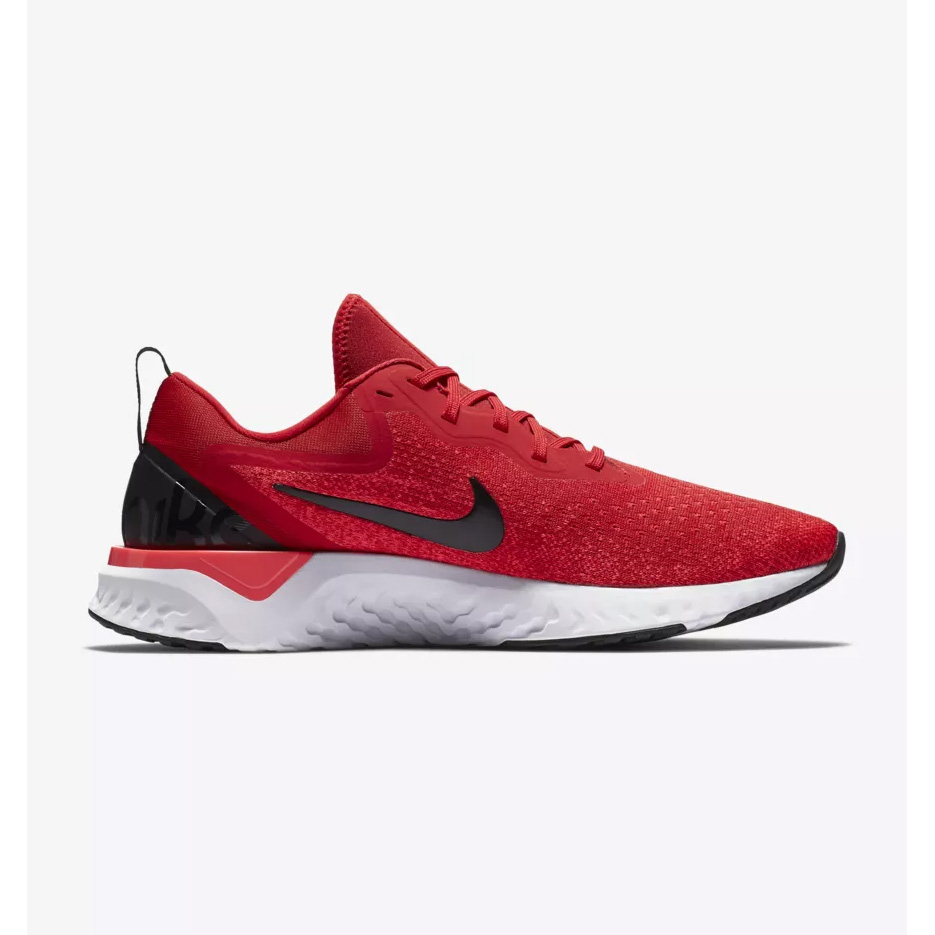 2206808bfb6e Nike Men s Odyssey React Running Shoes- University Red