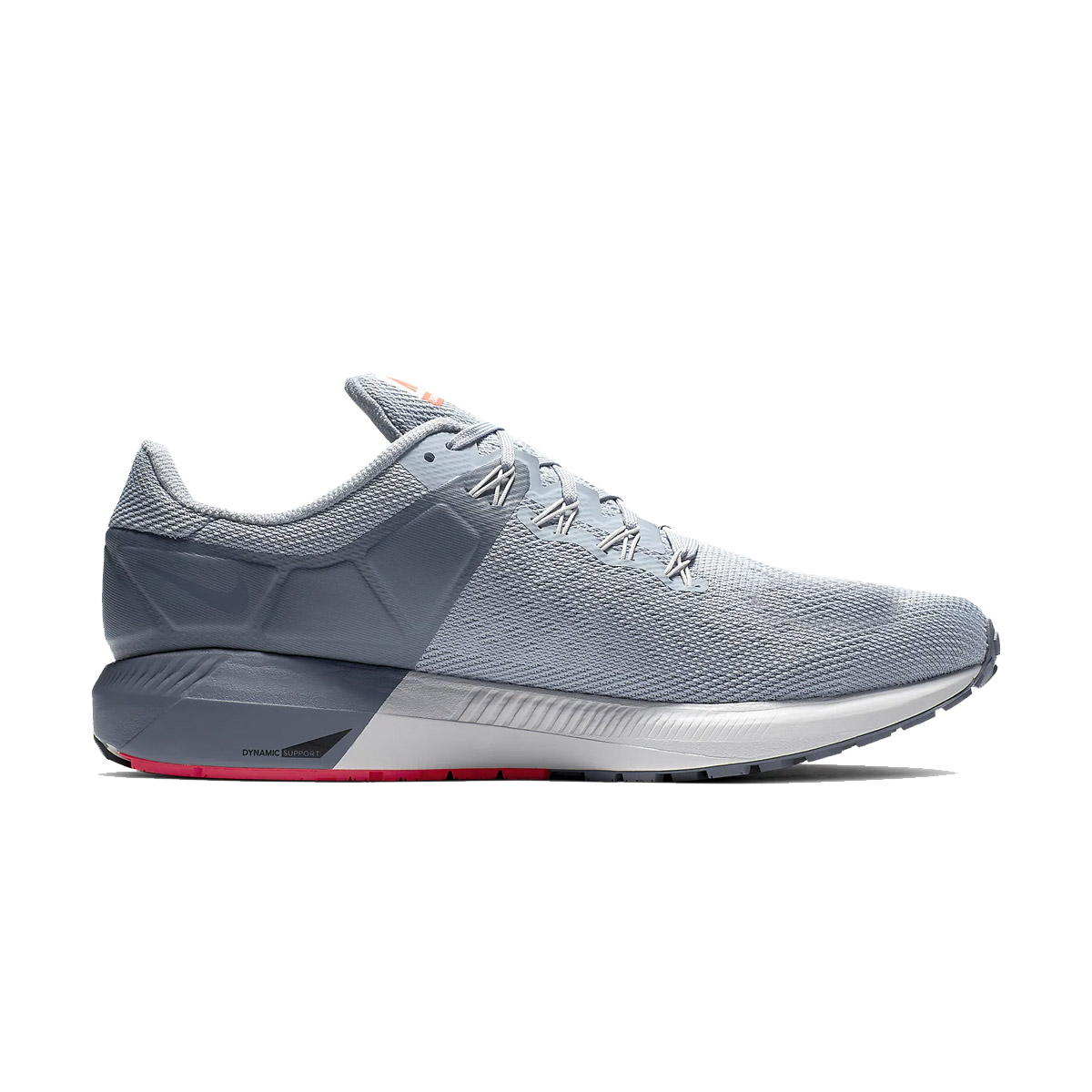 new style 2dfd0 6f11e Nike Men's Air Zoom Structure 22 Running Shoes - Obsidian Mist ...
