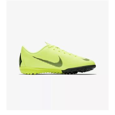 e9ce3ef0a Nike Junior MercurialX Vapor XII Academy Turf Football Boots - Volt