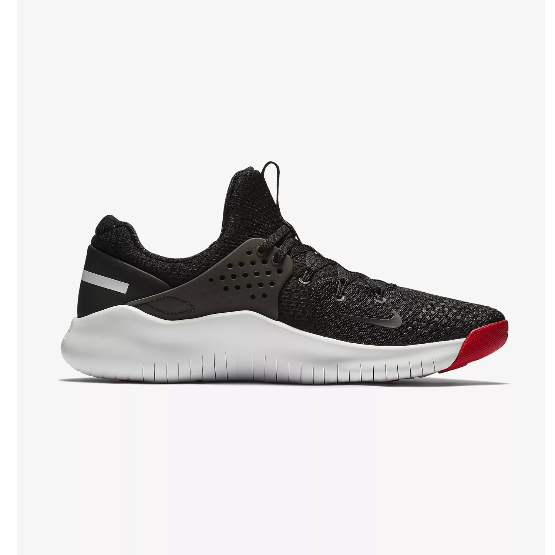 516e135baee8 Nike Men s Free TR V8 Fitness Shoe- Black Red Blaze