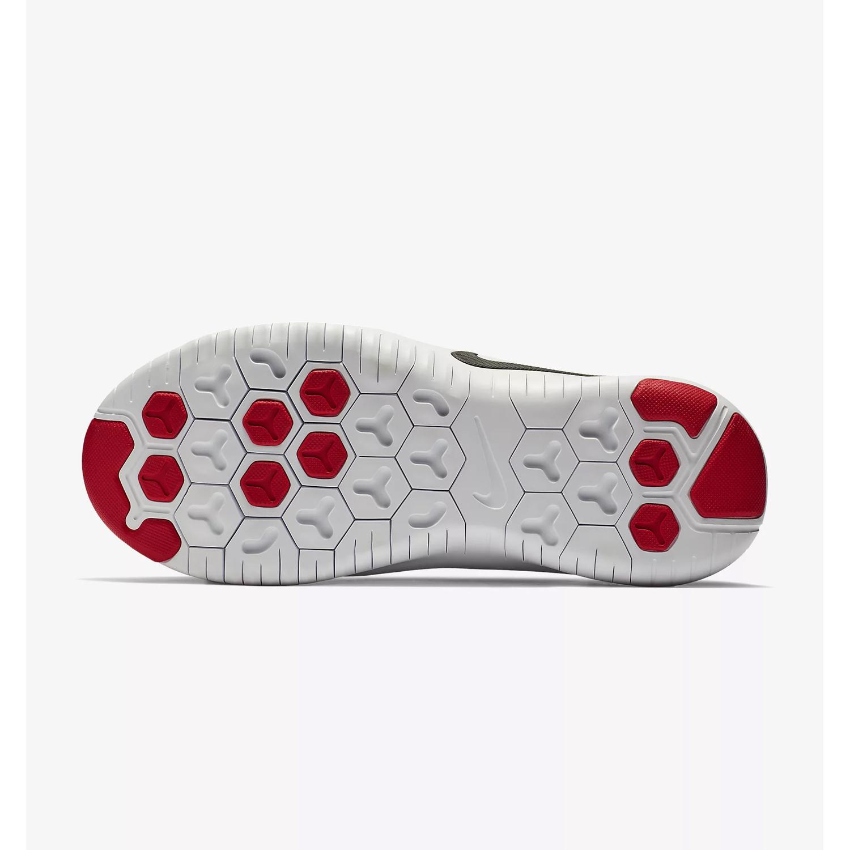 quality design e75d8 90da9 Nike Men s Free TR V8 Fitness Shoe- Black Red Blaze