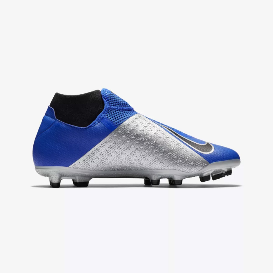 more photos 3db22 ef629 Nike Mens Phantom Vision Academy Dynamic Fit Multi Ground Football Boot Racer  Blue