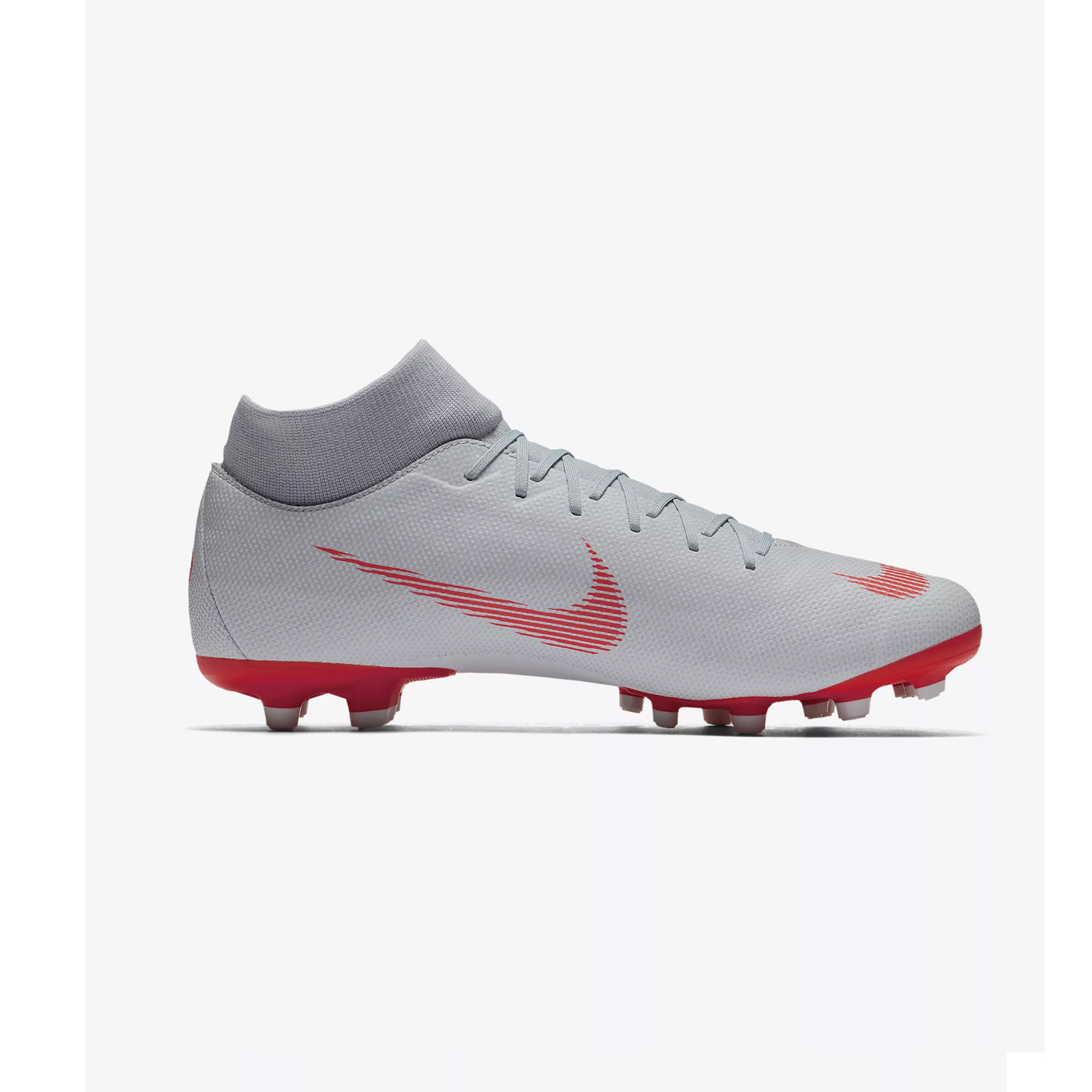 a30dd5f3538d Nike Mens Mercurial Superfly VI Academy Multi Ground Football Boot Wolf Grey