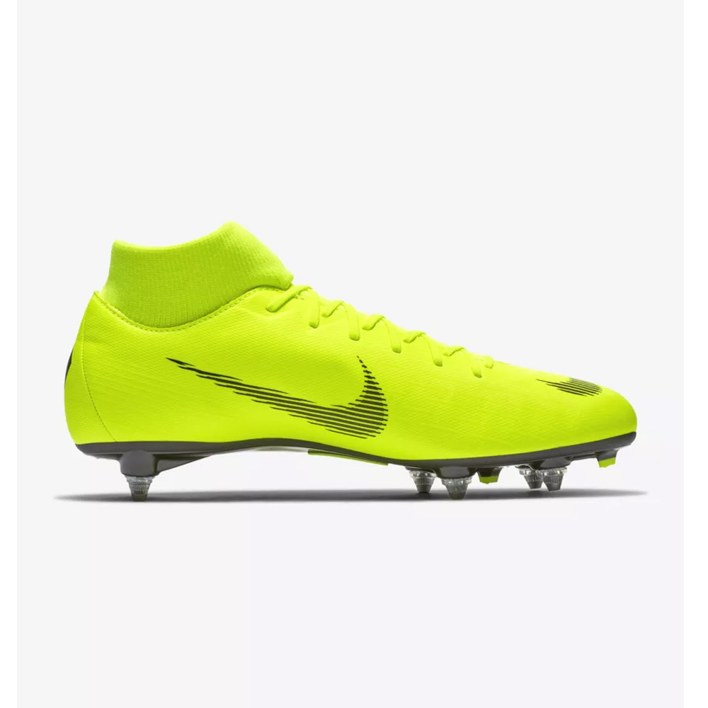 7084f8891c01 Nike Mercurial Superfly VI Academy SG PRO Soft Ground Football Boot Volt