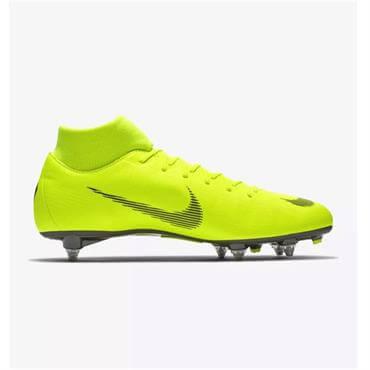 fa5823795f5 Nike Mercurial Superfly VI Academy SG-PRO Soft-Ground Football Boot- Volt