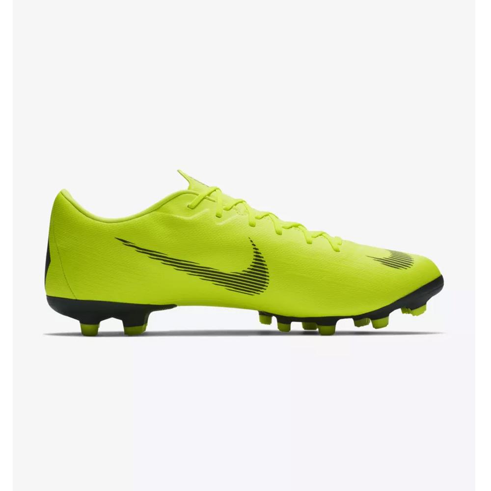 e4b6950c1602 Nike Mens Mercurial Vapor XII Academy Multi Ground Football Boots Volt
