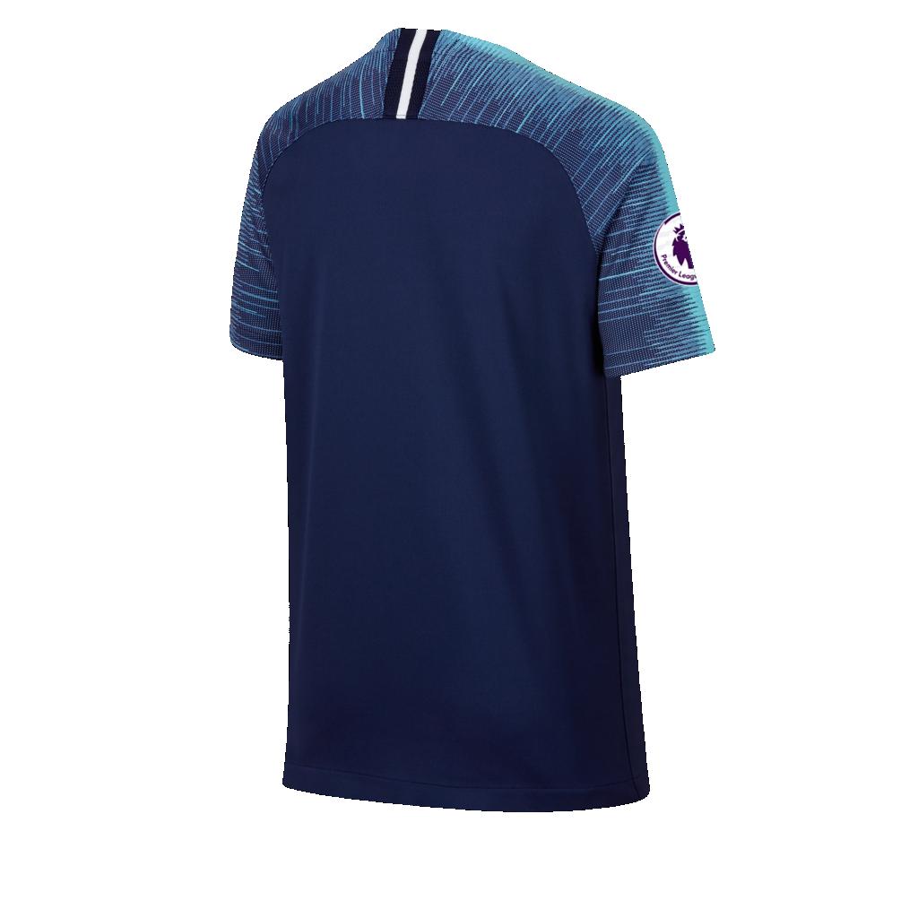 5301f450a Nike Junior 2018 19 Tottenham Hotspur Stadium Away Football Shirt- Binary  Blue