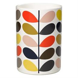 Orla Kiely Utensil Pot: Linear Stem