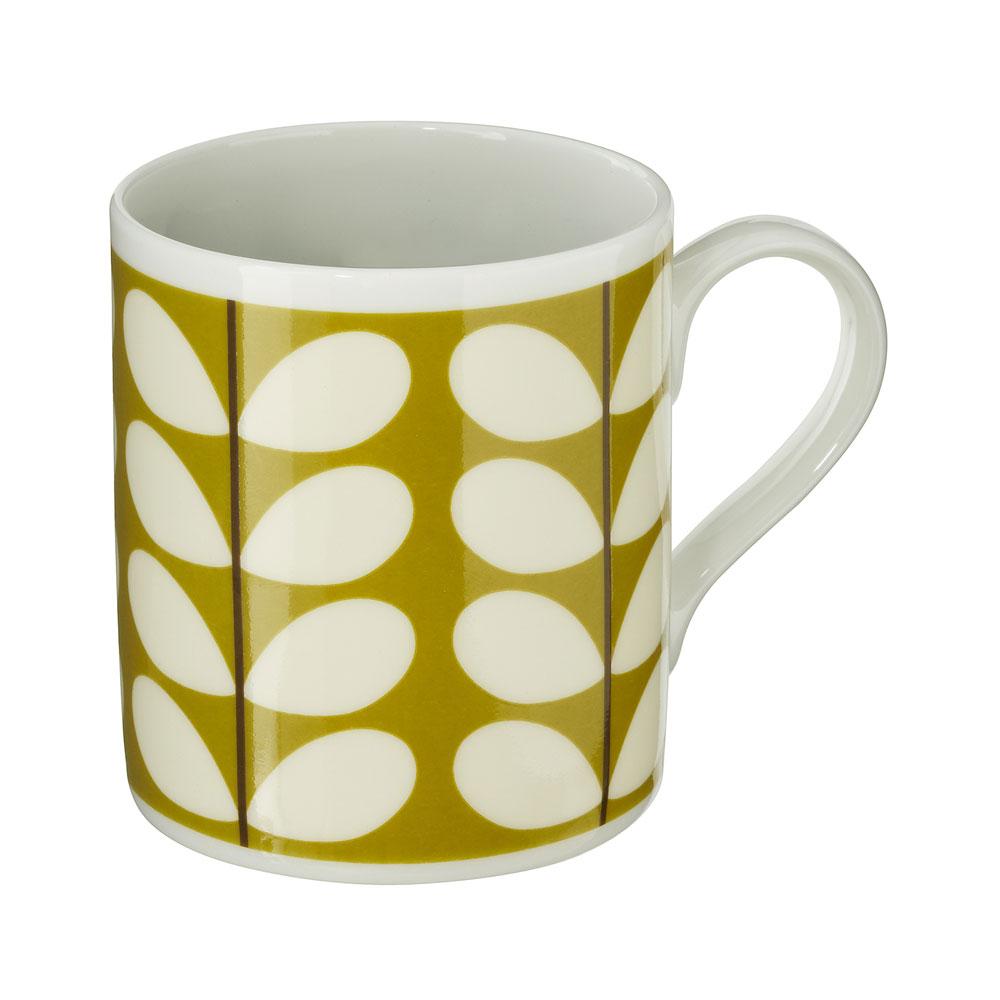 orla kiely stem print mug jarrold norwich. Black Bedroom Furniture Sets. Home Design Ideas