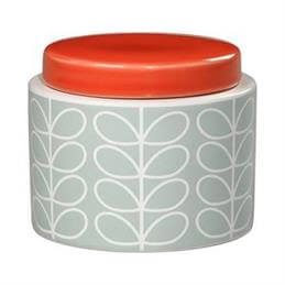 Orla Kiely Liner Stem Storage Jar: Small