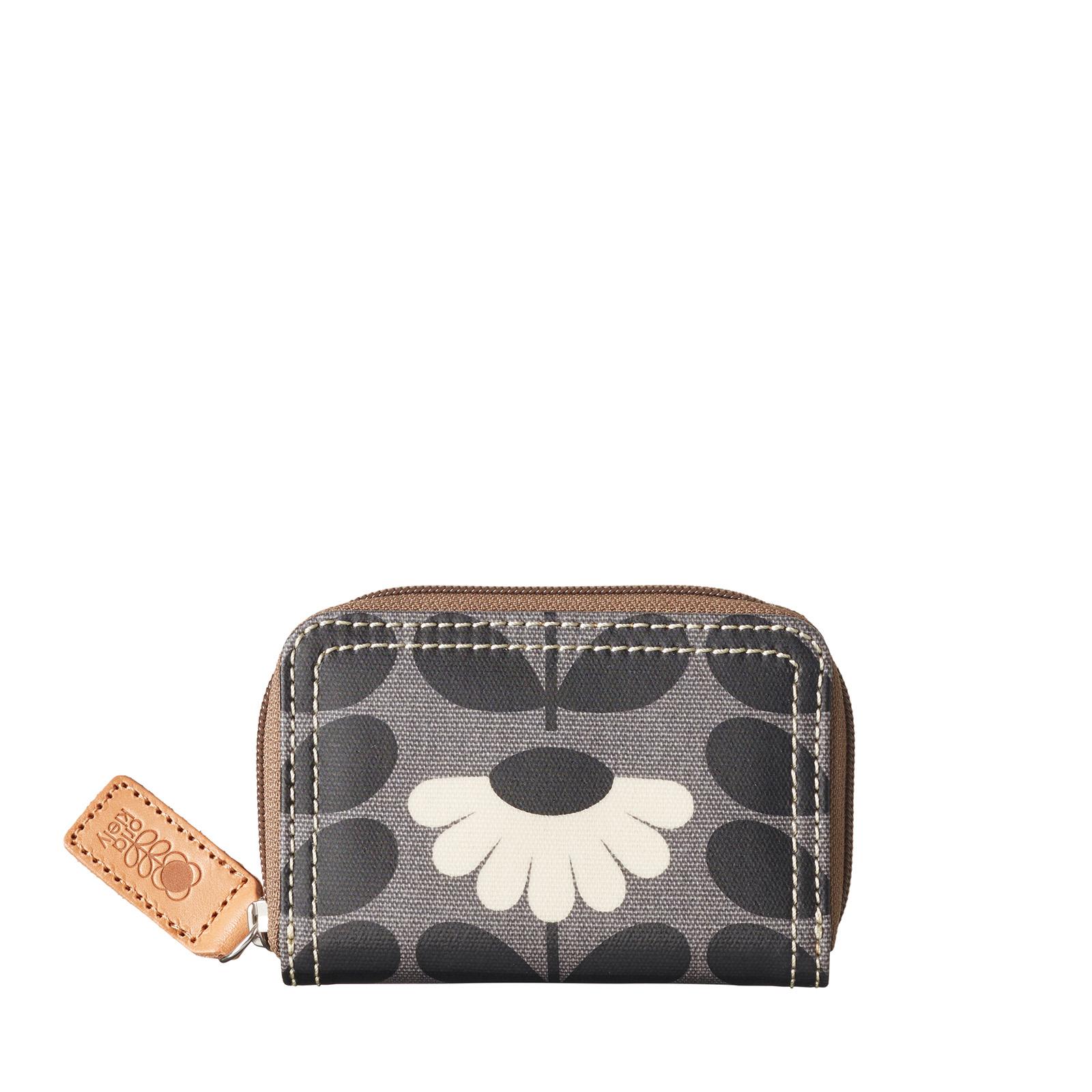 Orla Kiely Wild Daisy Medium Zip Wallet | Jarrold, Norwich