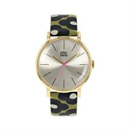 Orla Kiely Patricia Seagrass/Dark Grey Watch