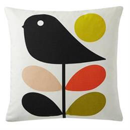 Oral Kiely Early Bird Cushion