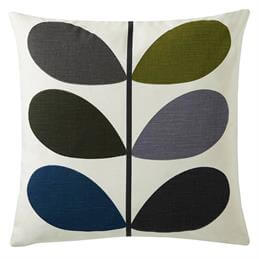 Orla Kiely Multi Stem Cushion: Choice Of Colours