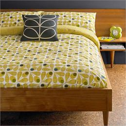 Orla Kiely Acorn Cup Quilt Cover