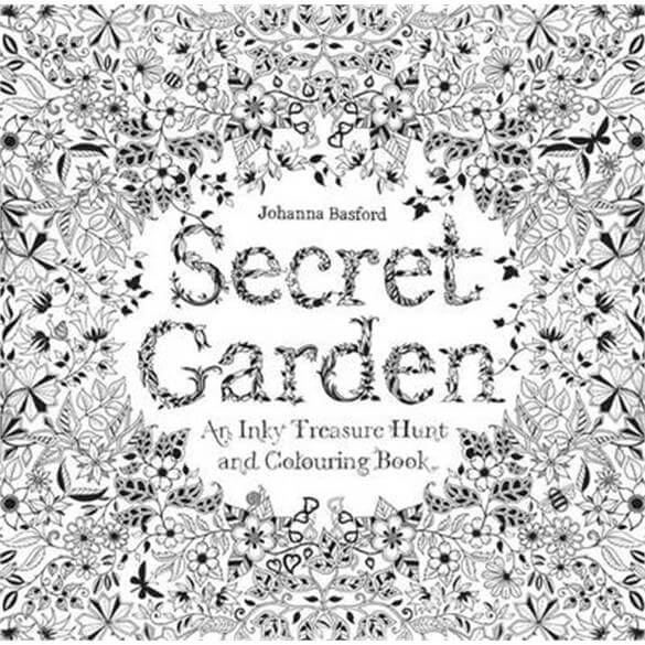 Recently Viewed Items Secret Garden