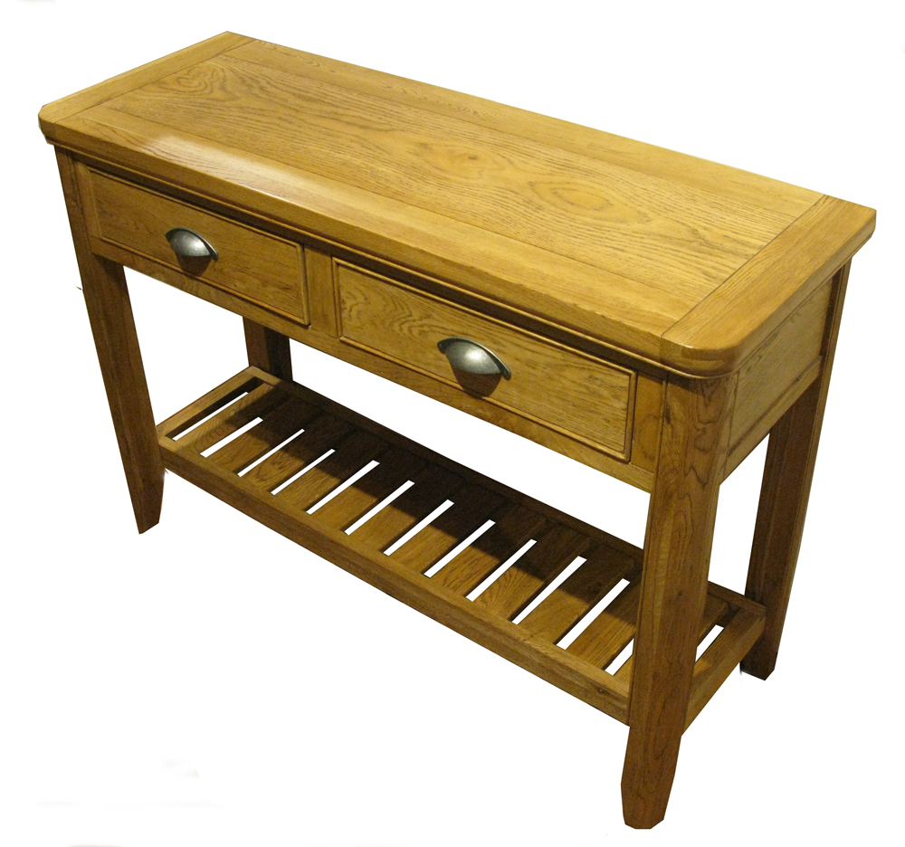 Beaumont Console Table Jarrold Norwich