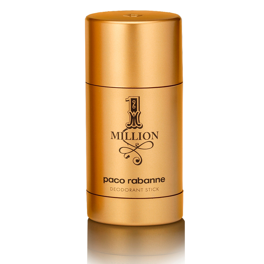 paco rabanne 1 million deodorant stick 75g jarrold norwich. Black Bedroom Furniture Sets. Home Design Ideas