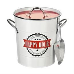 Parlane Happy Hour Ice Bucket with Scoop