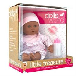 Dolls World Little Treasure Doll