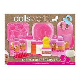 Peterkin Dollsworld Deluxe Accessory Set