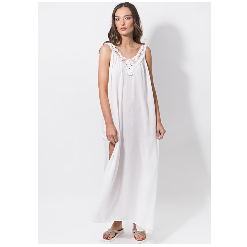 412462ebc5 Pia Rossini Casablanca Maxi Dress | Beach Cover Ups | Beach Cover ...