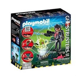 Playmobil Ghostbuster Egon Spengler