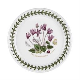 Portmeirion Botanic Garden Bread Plate: 5 Inch (No Guarantee of Flower Design)