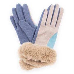 Powder Designs Alexandra Wool Gloves