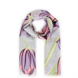 Powder Designs Bluebell Print Scarf