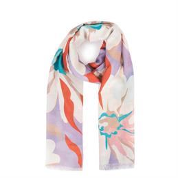 Powder Designs Daisy Print Scarf