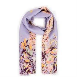 Powder Designs Spring Hare Print Scarf