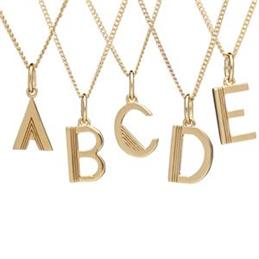 Rachel Jackson London Initial Necklace