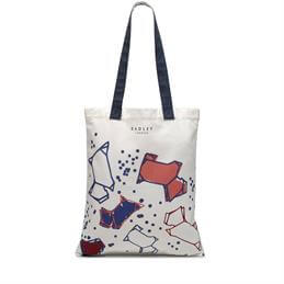 Radley Speckle Dog Medium Tote Bag