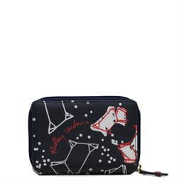 Radley Speckle Dog Medium Bifold Purse