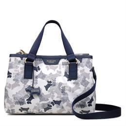 Radley Data Dog Medium Multi Compartment Multiway Bag