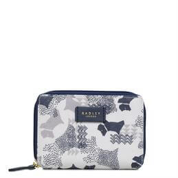 Radley Data Dog Medium Bifold Purse